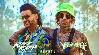 Смотреть клип Riff Raff X Yelawolf X Ronny J - Million Dollar Mullet