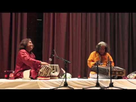 Hindole Majumdar (tabla) & Pandit Tarun Bhattacharya (santoor)