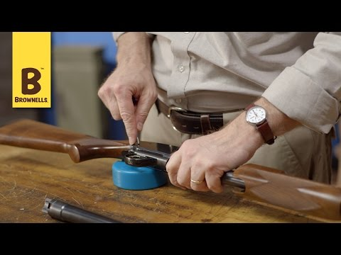 Browning BPS Maintenance Series: Disassembly