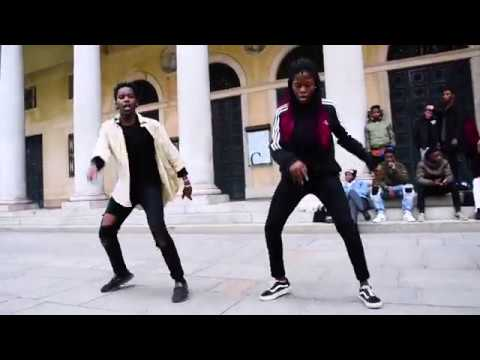 Dadju - Ma fuzzy style (Official Dance Video )