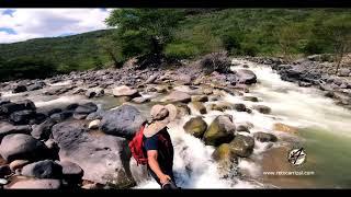 Reto Carrizal, Arroyo Seco.  Trail, Senderistas, MTB y Duatlón