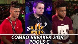 MK11: Combo Breaker 2019 Tweedy, BeyondToxin, Gross (Pools C)