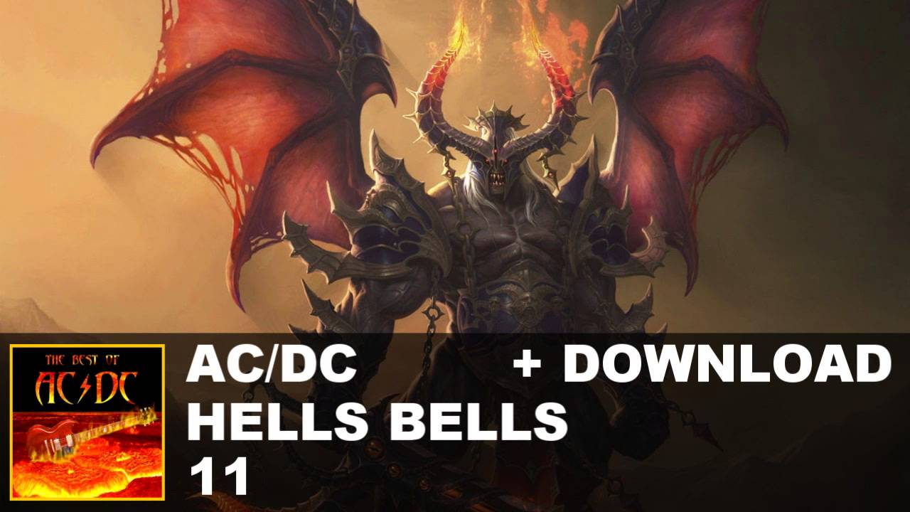 play hells bells by ac dc