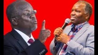 """Askofu Kakobe Mbele ya Magufuli """"Wewe ni Shujaa"""""""