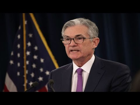 Watch Fed Chair Powell's full comments on the U.S. economy