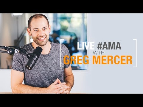 LIVE with Greg Mercer