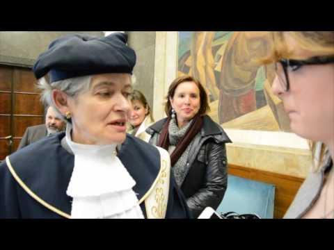 Laurea Honoris Causa Irina Bokova