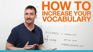 How to increase your vocabulary thumbnail