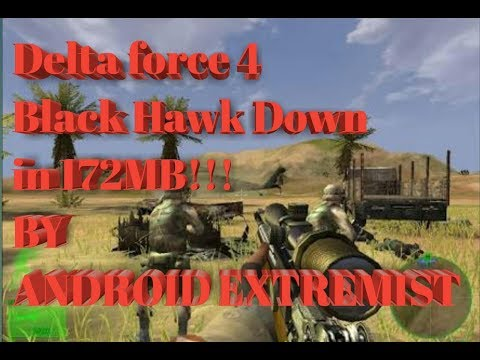 How to Download Delta Force Black Hawk Down in 172mb | highly compressed