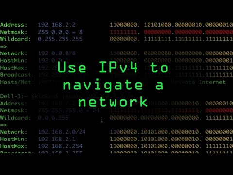 How To: Understand & Use IPv4 to Navigate a Network