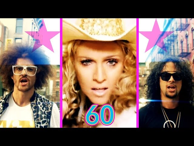 Madonna Vs LMFAO - Wild Party Music (I'm Sixty And I Know It) - MASHUP