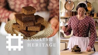 How to Make Gingerbread Cake - The Victorian Way