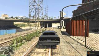 Grand Theft Auto V PC Max Settings HD