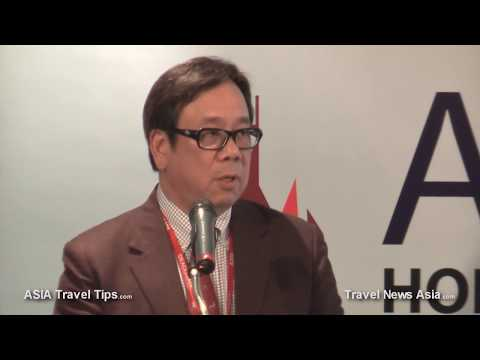 Cathay Pacific Services CEO Speech at AAPA's 57th Assembly of Presidents in HK - HD