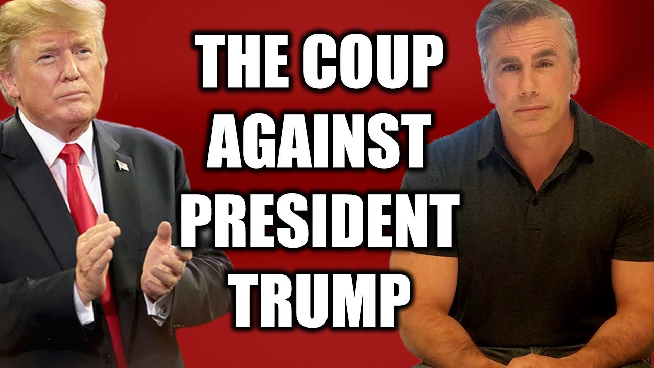 Judicial Watch Tom Fitton: 'No Matter WHAT the Media Thinks, There IS a Coup against President