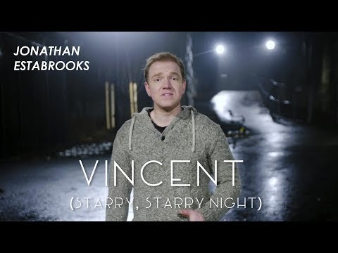 Ellie Goulding - Vincent (Starry, Starry Night) | Jonathan Estabrooks