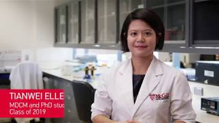 MDCM & PhD video for Ellen Zhou