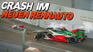 Crash & Punkte beim Formel E Saisonstart! | Daniel Abt