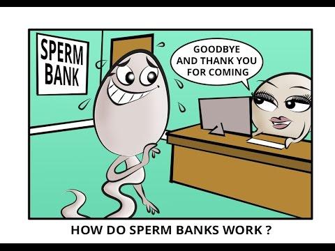 Spermbanter : How Do Sperm Banks Work by Dr.Fertility