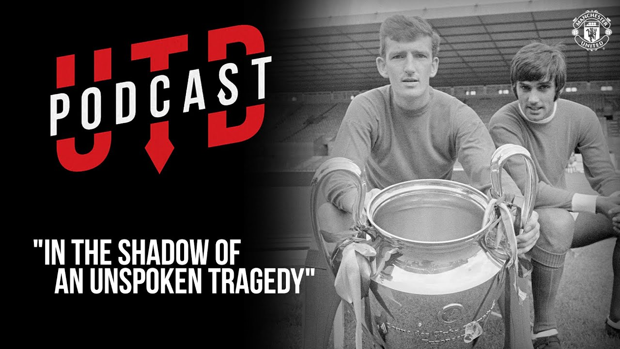 """UTD Podcast: Alex Stepney - """"In the shadow of an unspoken tragedy"""" 