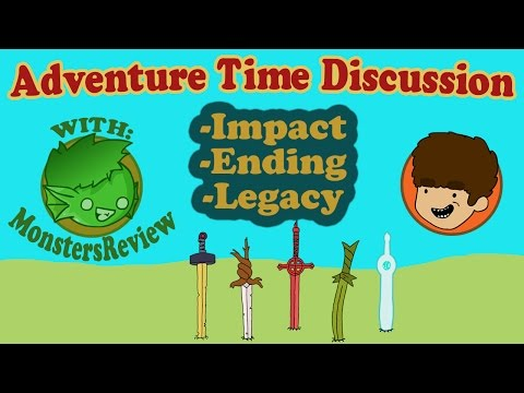 Adventure Time Discussion: Impact, Legacy & Ending