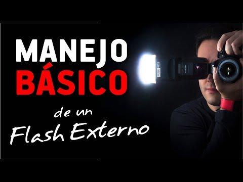 Descargar Video MANEJO BÁSICO de un FLASH EXTERNO