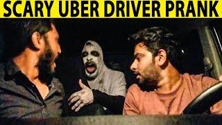 Scary Ghost Uber Driver Prank - Halloween Special - Lahori PrankStar