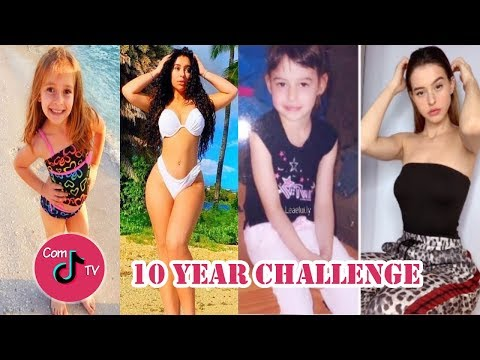 The Best 10 Year Challenge Compilation 2019