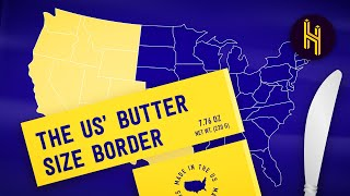 The US' Butter Size Border