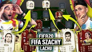 POPIS BRAMKARZY! FIFA SZACHY VS LACHU! | FIFA 20