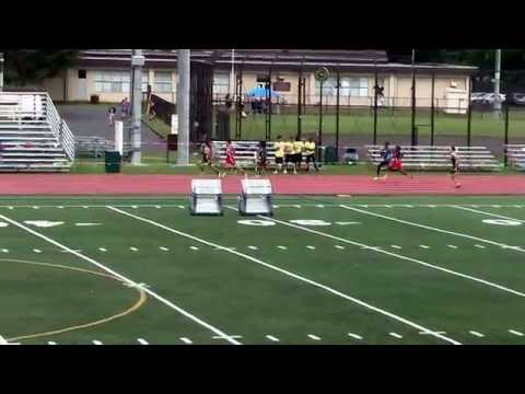 Jabari Johnson Nile C Kinnick High School 400m dash (lane 4)
