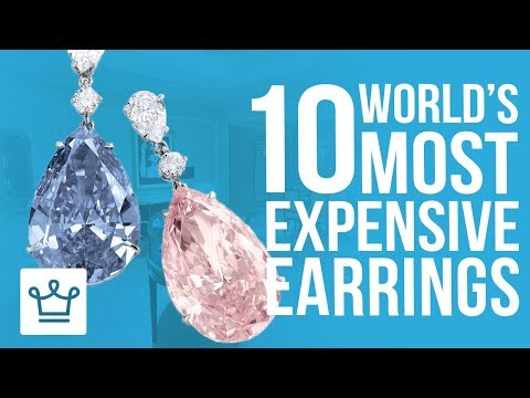 Top 10 Most Expensive Earrings In The World