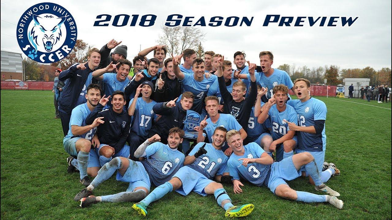 Northwood University Men S Soccer 2018 Season Preview Youtube