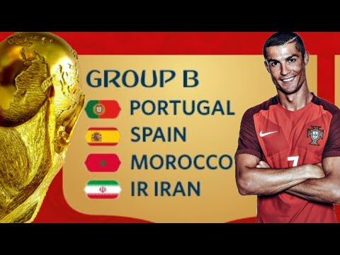 World Cup 2018: Lets Talk About Group B