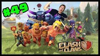 Clash of Clans #49 - Prečo práve ja?   SK Let's play   facecam   HD 60FPS