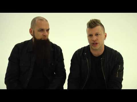 Three Days Grace Talks HUMAN - Matt Joining the Band
