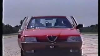 Alfa Romeo 164 Promotional Video (1987)