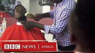 On the road with Bobi Wine Uganda39s 39ghetto president39 - BBC Africa
