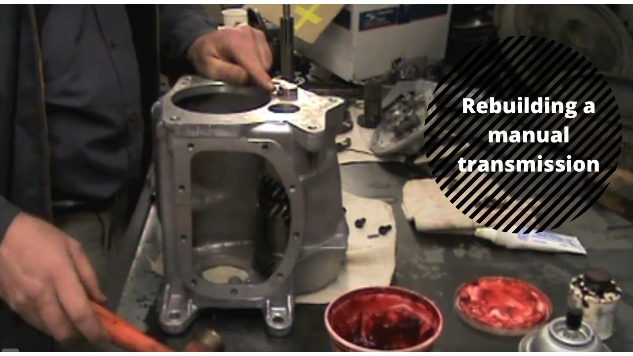 hight resolution of how to rebuild a manual transmission part 1