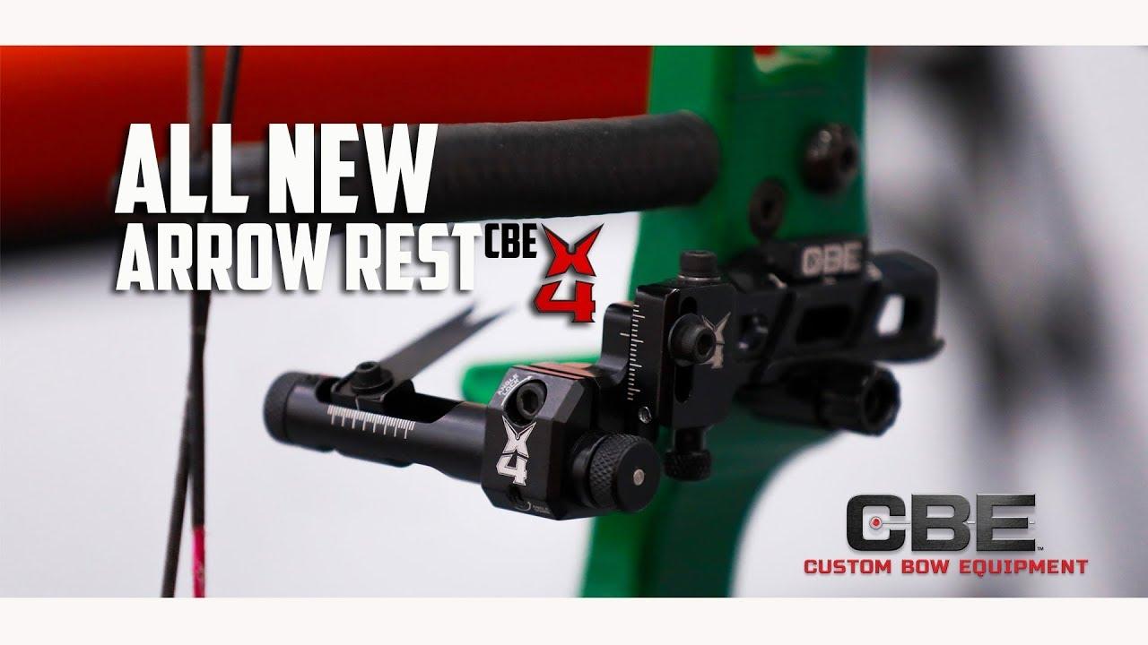 Cbe X4 Arrow Rest
