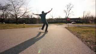 Longboarding: Crackers and Sticks