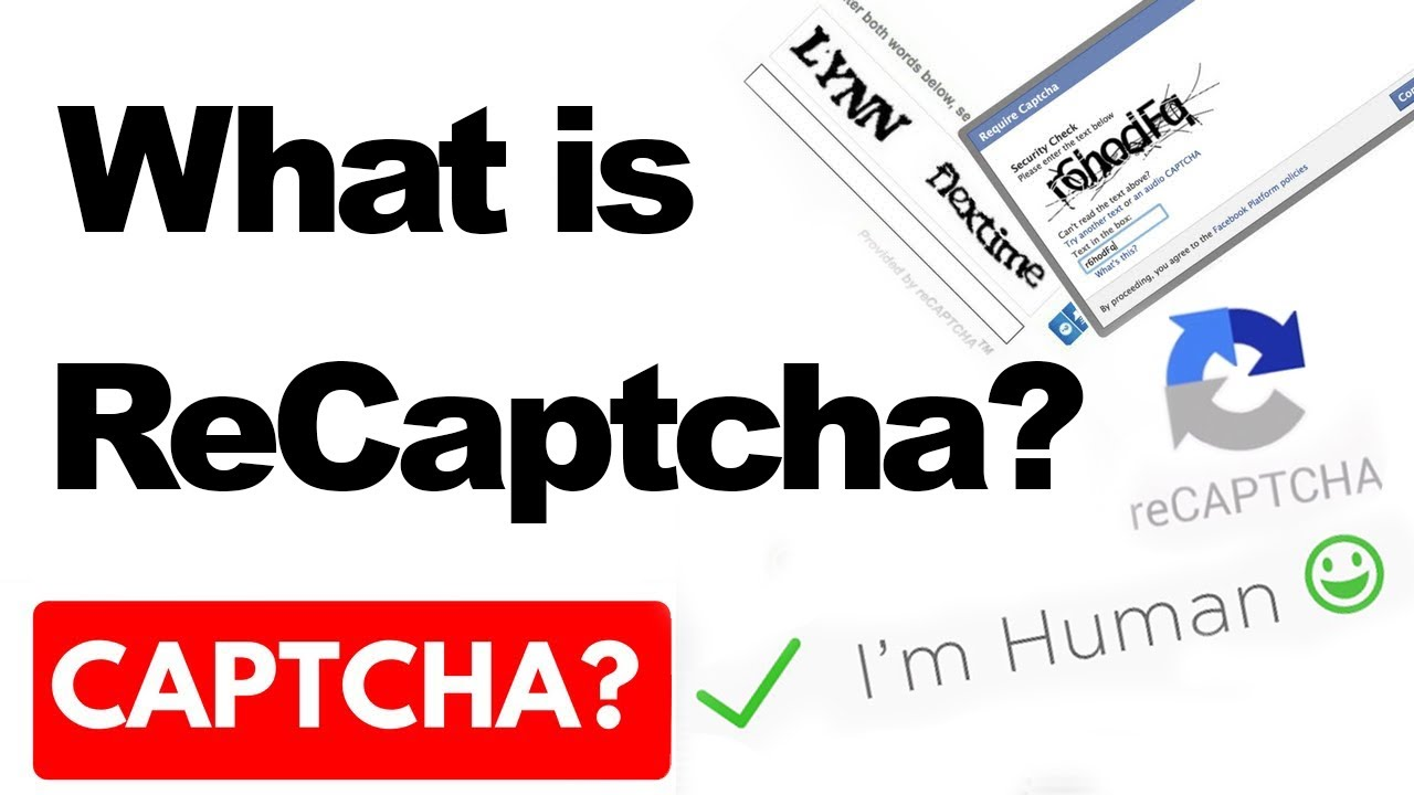 [Hindi] What is ReCaptcha? Turing Test? | How to Stop Spam Using Captcha