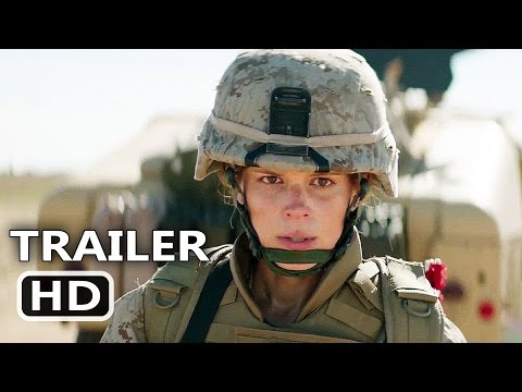 MEGAN LEAVEY   2017 Kate Mara, War Dog, Drama Movie HD