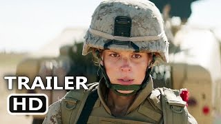 MEGAN LEAVEY Official Trailer (2017) Kate Mara, War Dog, Drama Movie HD