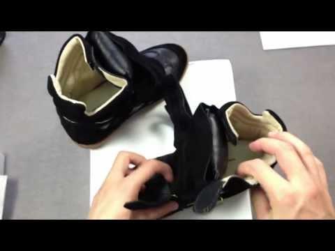Isabel Marant Bekket Black Suede High top Wedge Sneakers