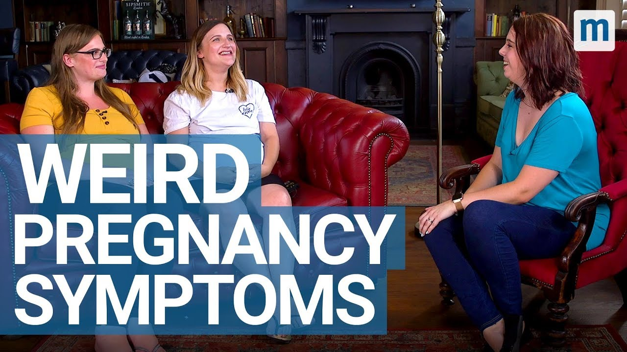 Pregnancy symptoms - early signs of pregnancy