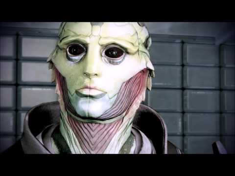 Thane Krios Dialogue Mass Effect 2 and 3