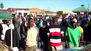 Street Party at Mzoli
