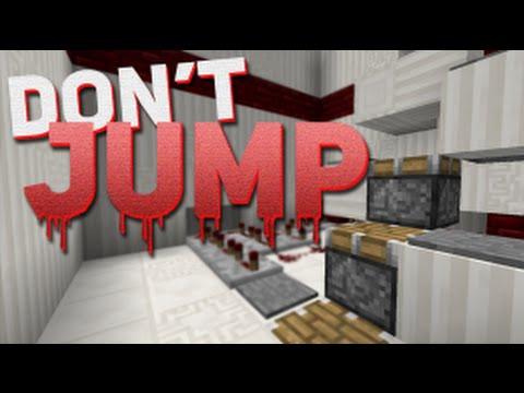 скачать карту на майнкрафт don t jump