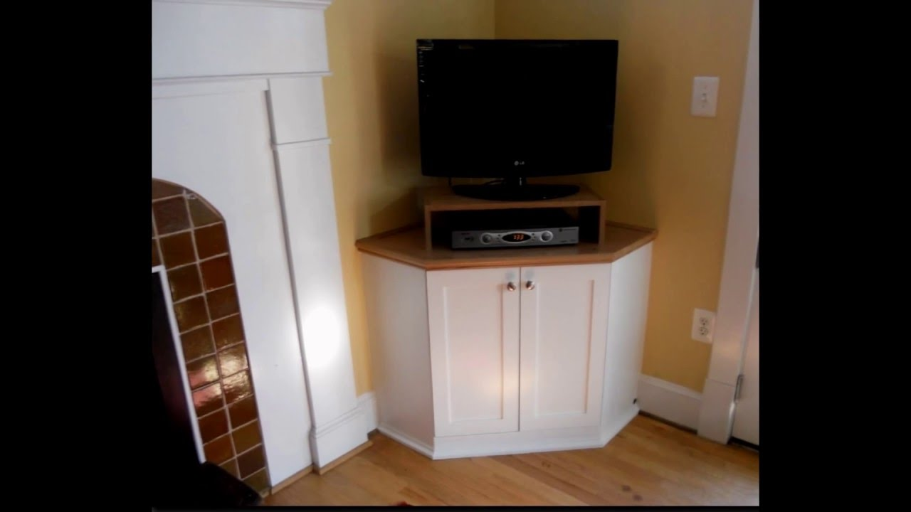 Tall Corner Tv Cabinet | Mail Cabinet